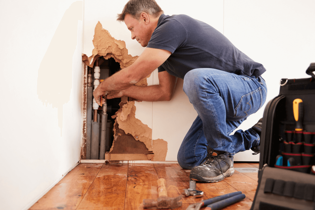 Emergency Water Removal Lawrence KS